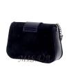 Женская замшевая сумка MIC 0708 синяя 4