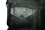 Мужской кожаный портфель 4267 черный 3