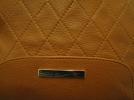 Женский рюкзак 2518 рыжий 5