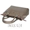Женская сумка 35535 бронзовая 3