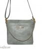 Женская сумка 35452 мьятно-серая 0