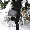 Женская сумка 35667 серая 6