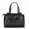 Женская сумка МІС 35710 черная 0