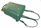 Жіночий рюкзак 2511 зелений 4