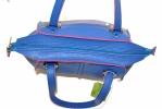 Женская сумка 35460 синяя  4