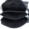 Мужская сумка-барсетка Vesson 4547 черная 7