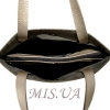 Женская сумка 35634 серебрянная 4