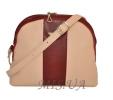 Жіноча сумка 35612 пудра 4