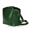 Женская сумка 35673 зеленая 3