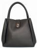 Женская сумка 35467 А металлик 0