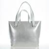 Женская сумка 35450 А серебреная 0