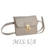 Женская сумка - конверт МІС 35723 бежевая 1