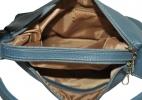 Женская сумка 35543 - 1 синяя 5