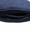 Мужская кожаная сумка Vesson 4626 cиняя 6