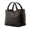 Женская сумка 35666 черная 4