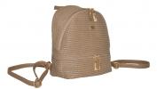 Женский рюкзак 35437 бежевый 2