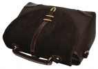 Женская сумка 0587 коричневая 1