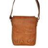 Men's leather bag 4392 orange 0