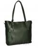 Женская сумка 2503 темно-зеленая 0