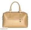 Женская сумка 35587 золотистая 4