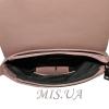 Женская сумка 2483 темная пудра 4