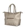 Женская сумка 35643 серебристая 4