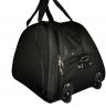 Дорожная сумка на колесах 381470 черная 2
