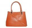 Женская сумка 35462 рыжая 0