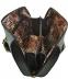 Женская деловая сумка 2410 черная 1