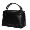 Жіноча замшева сумка MIC 0719 чорна 4