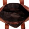 Мужской кожаный портфель Vesson 4631 рыжий 6