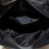 Жіноча замшева сумка MIC 0719 чорна 5
