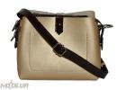 Жіноча сумка 35523 золотиста 2