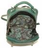 Жіночий рюкзак 2511 зелений 2