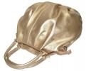 Женская сумка 35440 золотистая 2