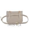 Женская сумка - конверт МІС 35723 бежевая 2