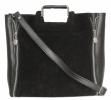 Женская сумка 0637 черная  3