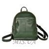 Female backpack 35630 green 0
