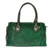 Женская сумка 35179 красная с тиснением 2