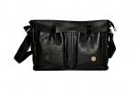 Мужская сумка-портфель 4360  черная 5
