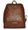 Женский рюкзак 2518 коричневый 0
