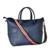 Женская сумка 35179 красная с тиснением 3