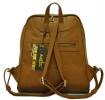Женский рюкзак 2518 рыжий 2