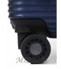 Чемодан большой 389638 синий 2