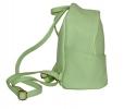 Кожаный рюкзак 2517 мятный 3