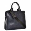 Женская сумка 35644 синяя 2