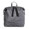 Городской  рюкзак MIC 35762 серый металик 0