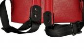 Городской рюкзак 35516 бордовый 4