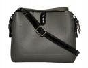 Жіноча сумка 35523 сіра 0
