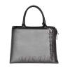 Женская сумка 35668 серебристая 0